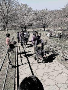 片倉城跡公園